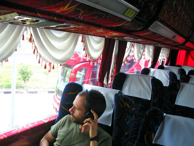Автобусы Малайзии