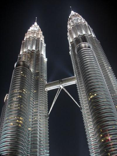Башни Петронас - сердце малазийской столицы
