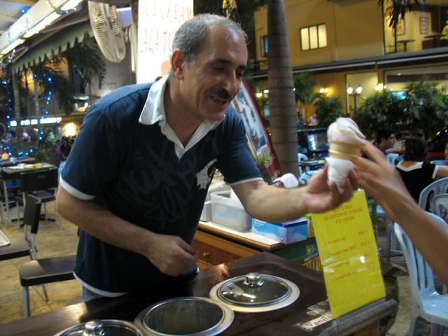 Дондурма - из Турции с любовью