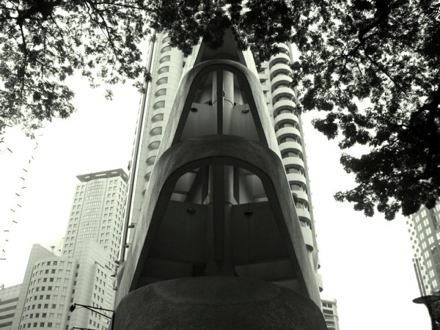 Другой куала-лумпурский хайтек