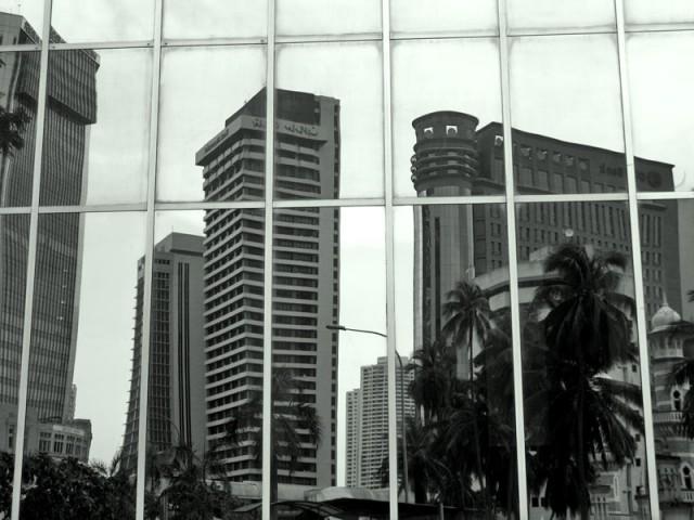 азиатский мегаполис