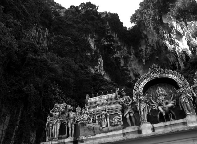 Пещерный храм Муругана