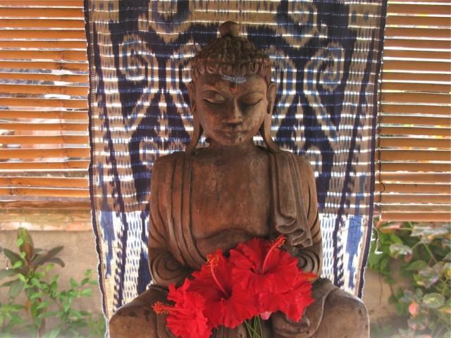 Рабочий Будда
