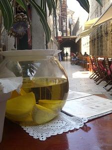 Ресторанчик в Дубровнике