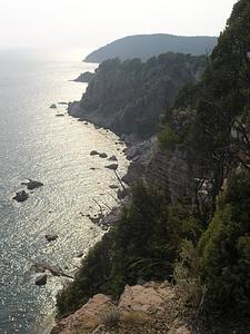 Море, скалы, лепота...