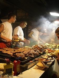 Мясо, мясо, много мяса...