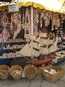 Ракушки, корабли и прибамбасики