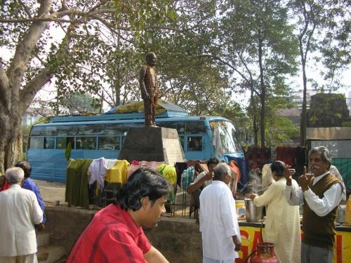 Паломники в Бхубанешваре