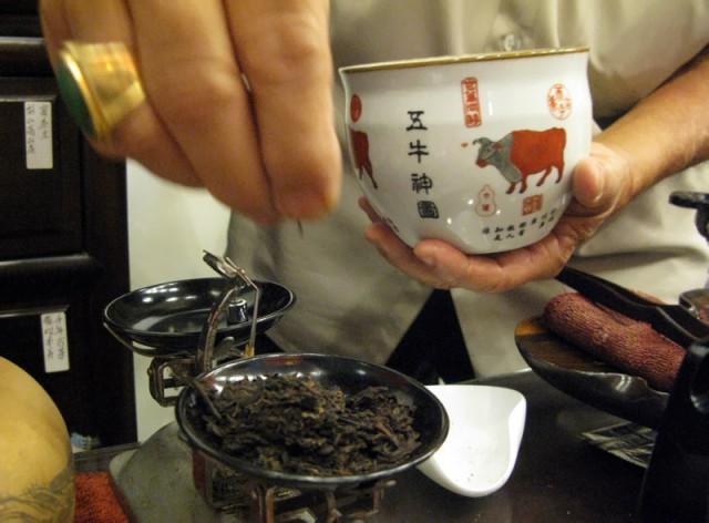 Чайная алхимия