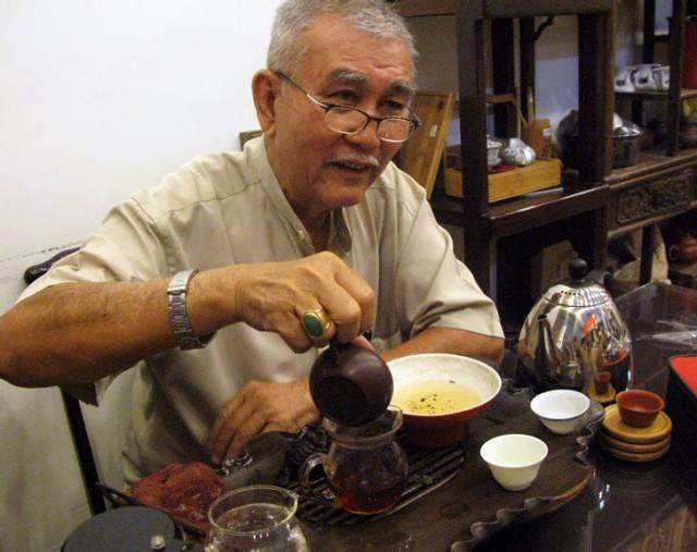 Пейте чай на здоровье!