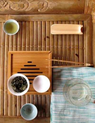 Чай теперь можно пить везде...