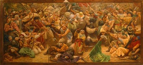 """""""Феодальные войны"""",1995"""