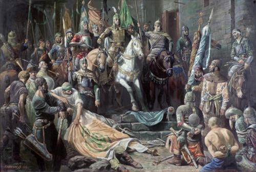 """Взятие крепости"",1999"