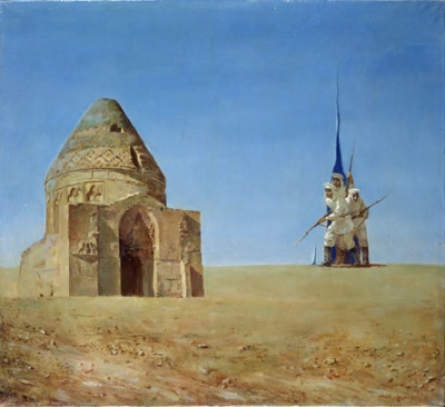 """""""Два мира"""",1992"""