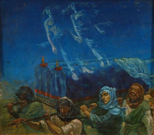 """Лейли и Меджун"",1993"