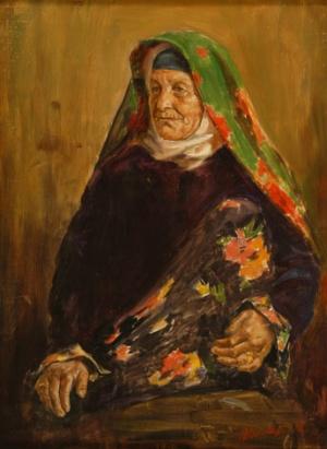 """""""Бабушка"""",1999"""