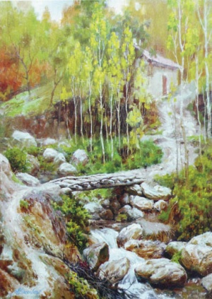 """Мостик"",2004"