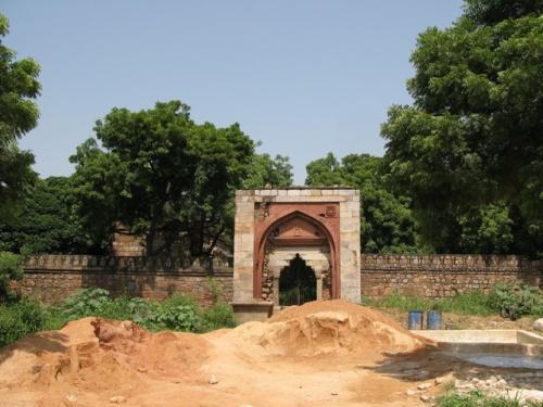 Законсервированная мечеть