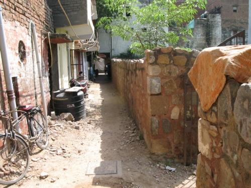 Улица, ведущая к мечети