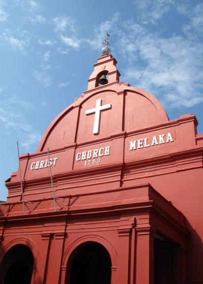 Католичество в Мелаке