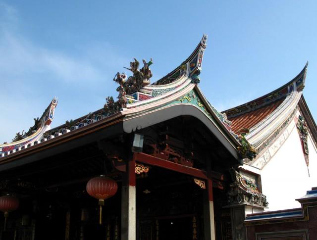 Пагода. Мелака