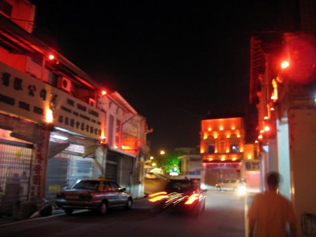 Ночные бродилки по Мелаке
