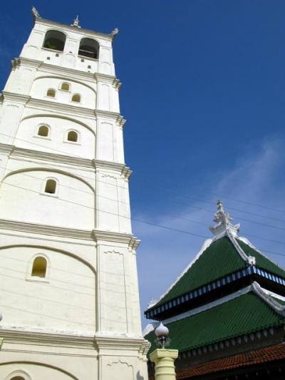 Китайский ислам. Мелака