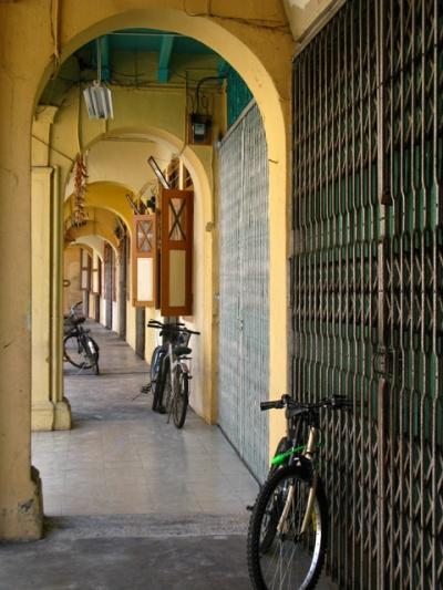 Про арки и велосипеды