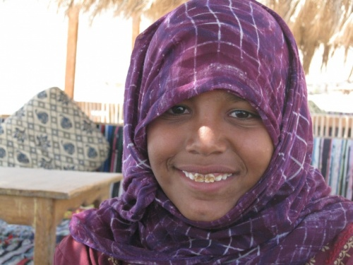 бедуинка