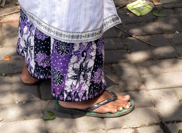 Мужская мода на Бали