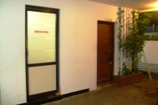 курительная комната в Кочине