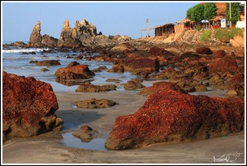 прогулка на пляж Калачи (длинная)