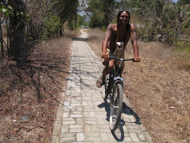 Можно арендовать велосипед