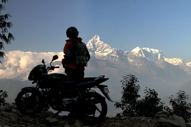 один из прекрасных Гималайских дней