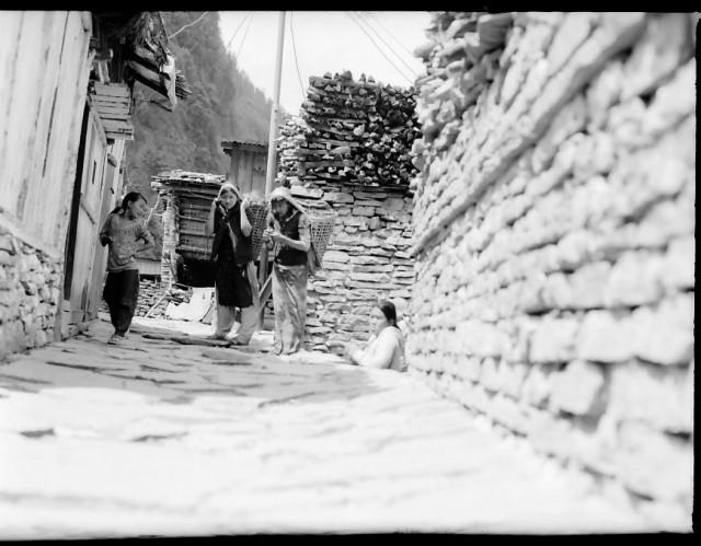 Детишки. Непал