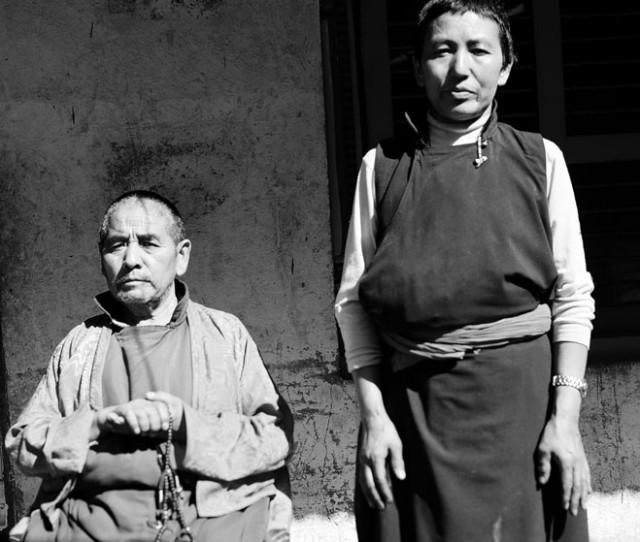 Лама и монахиня