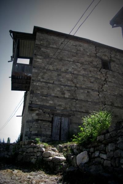 первый дом поселения