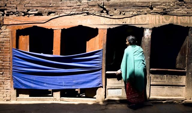 Непал. Бахтапур. 2009 г.