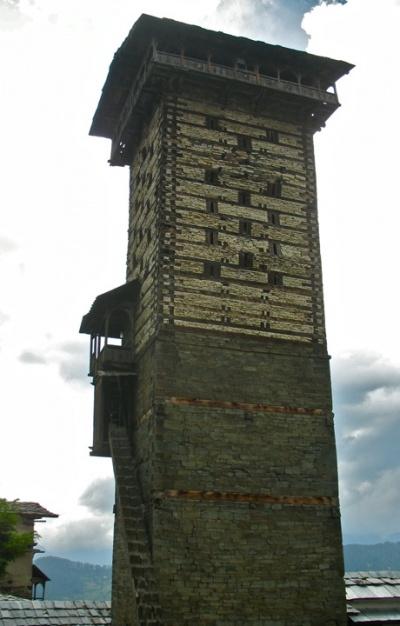 Форт Чаини