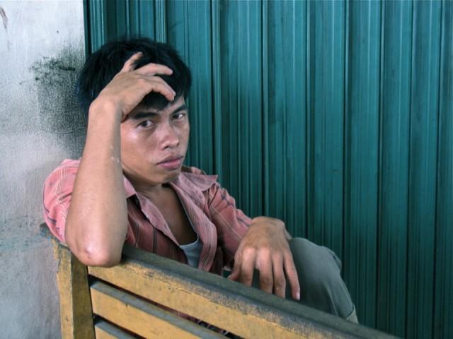 Простой индонезийский парень