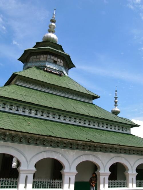 Мечеть на Манинджау