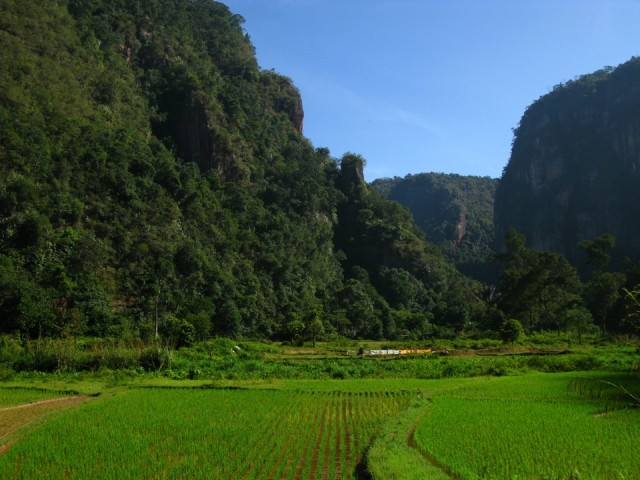 Долина Харау