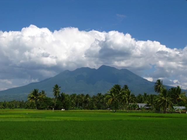 Вулкан Мерапи, Западная Суматра