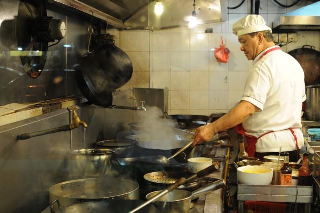 В китайском ресторане 3
