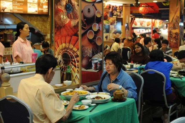 В китайском ресторане 4
