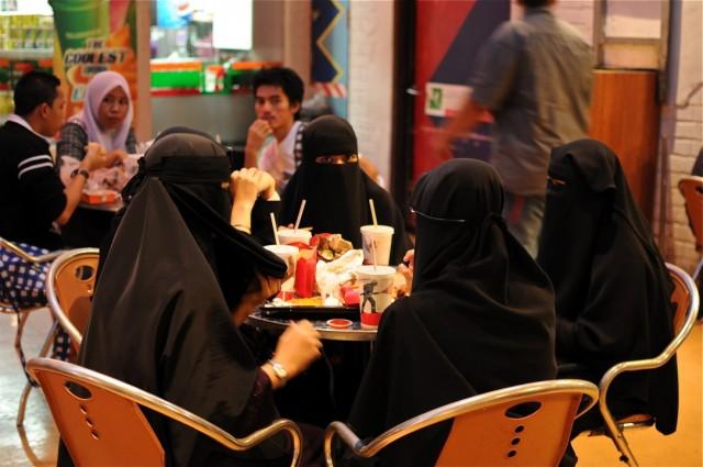 Макдоналдс по малайзиски