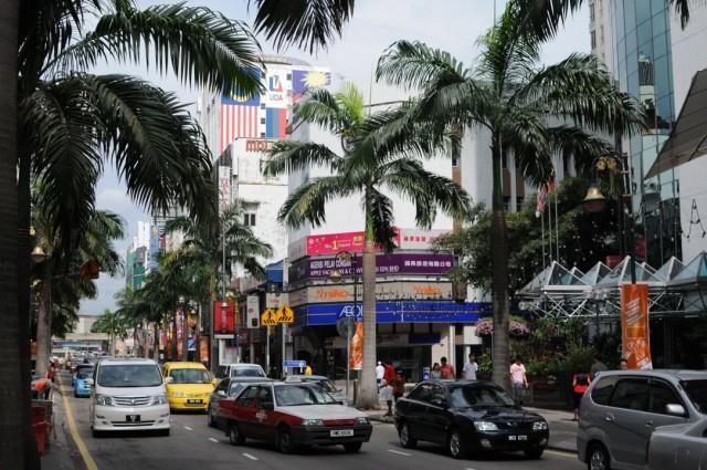 Тропический мегаполис