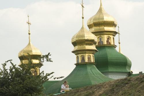Под золотыми куполами