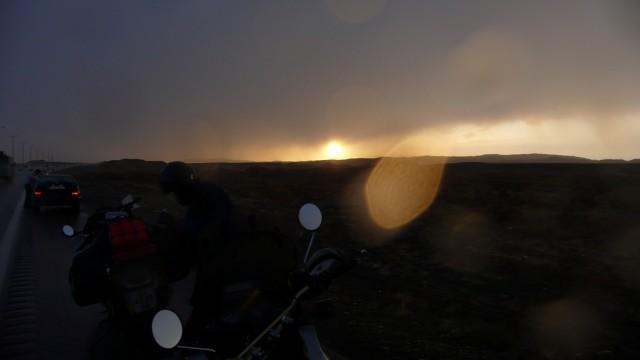 Буря в пустыне
