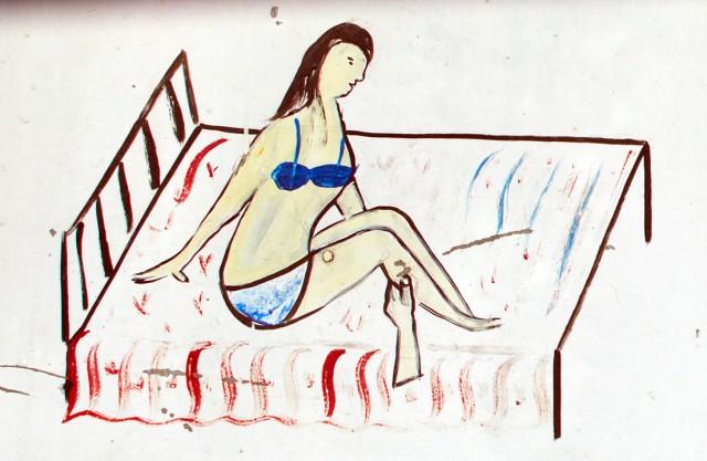 Если вы проснулись среди ночи от прикосновения - не пугайтесь, это невидимый массажист!